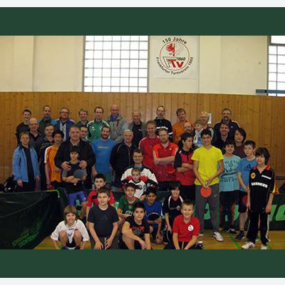 Gruppenfoto Vereinsmeisterschaft