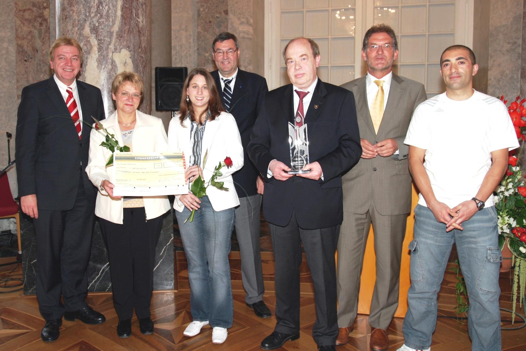 Oddset-Preisverleihung 2007